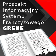 Prospekt Informacyjny Systemu Franczyzowego GRENE