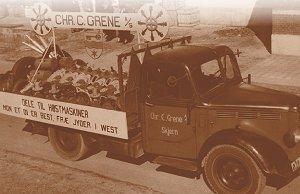 Pierwszy samochód w GRENE